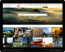 IHG Explore Hotels Area - 2014 redesign Concept