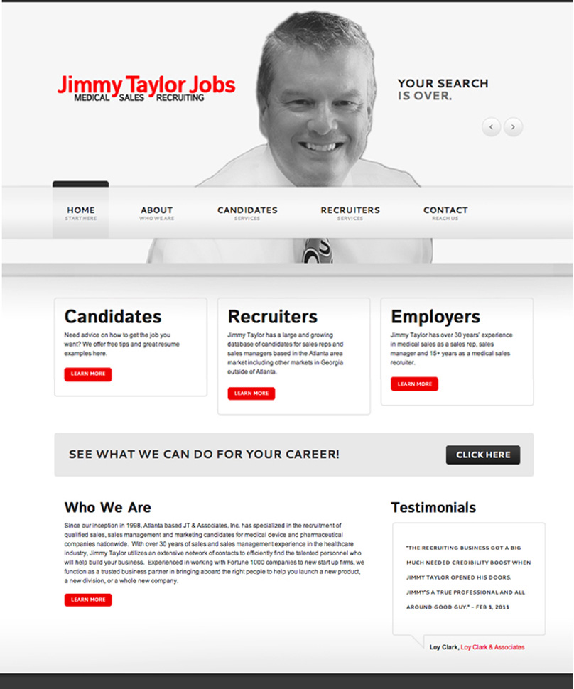 Jimmy Taylor Jobs.com